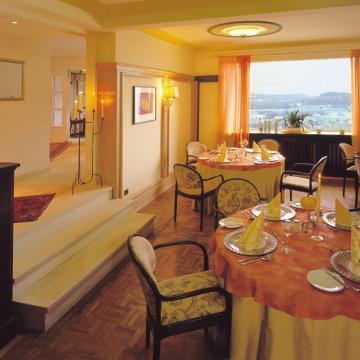 Ansicht Kleines Restaurant